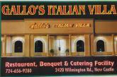 Gallo's Italian Villa