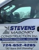 Stevens Masonry Construction, Inc.